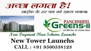 Panchsheel Greens 2 Noida-new property in noida