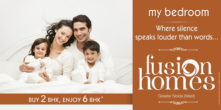 fusion homes -real estate project in noida