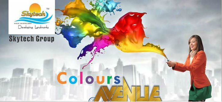 Skytech Colours Avenue-real estate project in noida