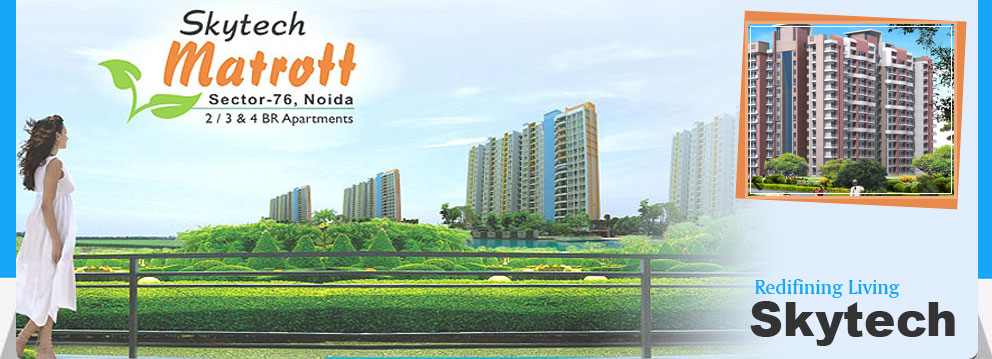 skytech matrott-new property in noida extension