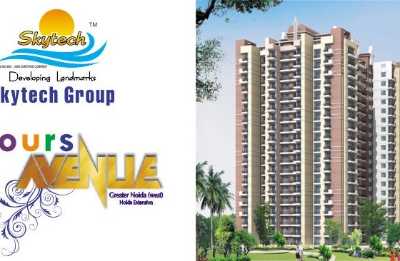 Skytech Colours Avenue Greater Noida West