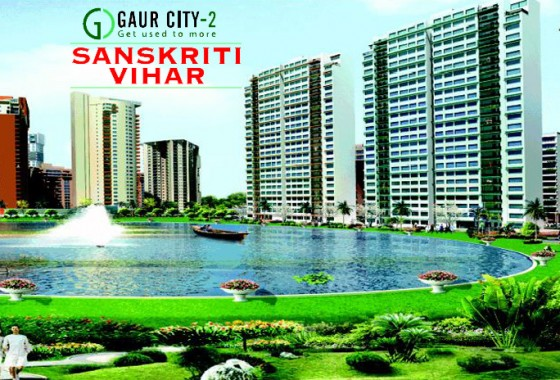 gaur city 10 avenue