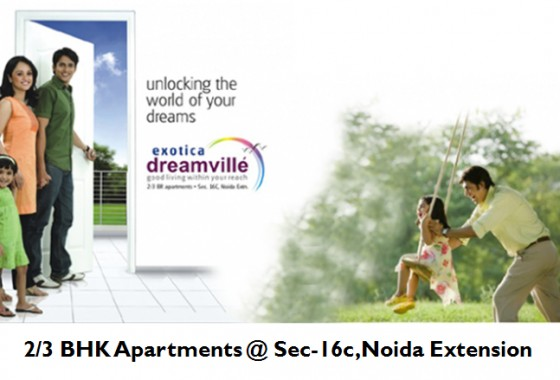 Exotica-Dreamville-Noida-Extension