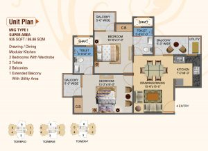 Valencia Homes Floor Plan