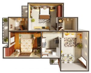 gaur city 1st avenue floor plan