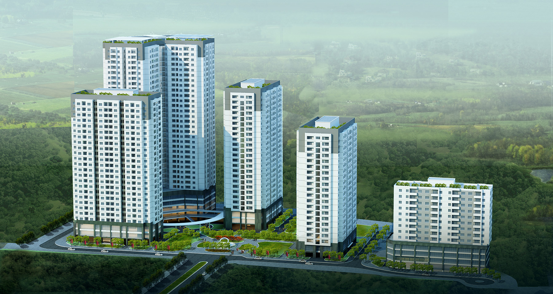 La Residentia Noida Extension